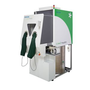 fully automated sample preparation system / laboratory / tissue / cell