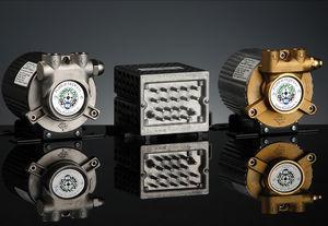 metering pump / for liquids / magnetic-drive / electric