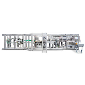 fully-automatic packaging machine / floor-standing / for the pharmaceutical industry / modular