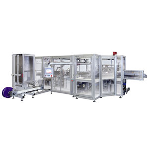 automatic packaging machine / floor-standing / for industrial applications / modular