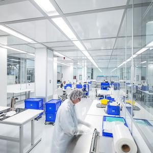 medical packaging clean room