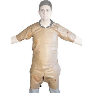wound management simulation suit
