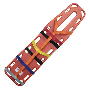 Plastic backboard stretcher, Plastic spinal board - All medical device  manufacturers - Videos