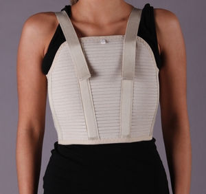 thoraco-lumbar support corset