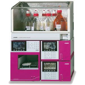automatic amino acid analyzer / laboratory / benchtop