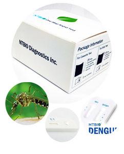 rapid dengue fever test