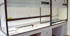 histopathology laboratory fume hood