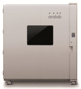 laboratory test chamber / for materials testing / temperature / humidity