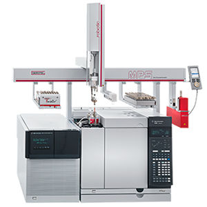 robotic sample preparation system / laboratory / for LC/MS / GC/MS