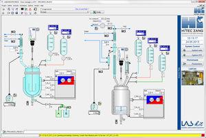 lab automation software module