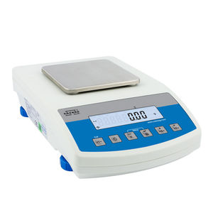 electronic laboratory balances / for pharmacies / for teaching / for scientific research