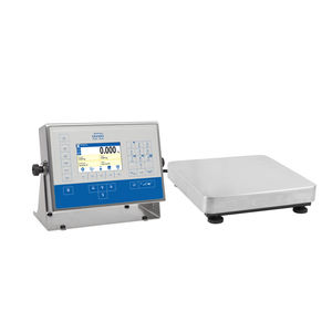 electronic platform scales / with mobile display / with graphic display