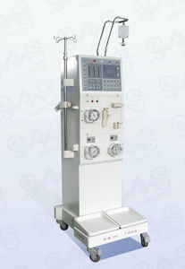 mobile CRRT machine / with plasma therapy
