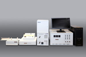 HPLC chromatography system