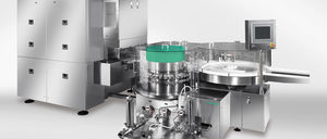 vial cleaning machine