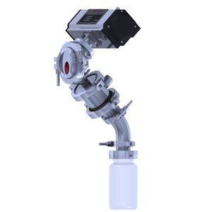 sampler with vacuum pump