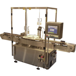 filling and capping machine for the pharmaceutical industry