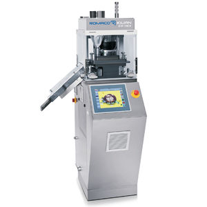 tablet press / for the pharmaceutical industry / R&D / for small-scale production