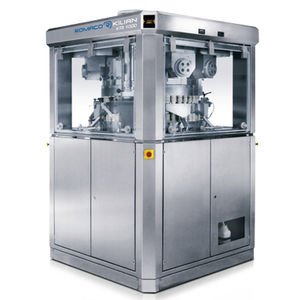tablet press / for the pharmaceutical industry / for the cosmetics industry / for the food industry