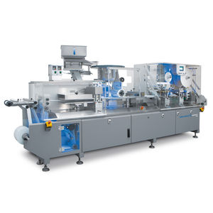 intermittent packaging machine / for the medical industry / for the pharmaceutical industry / for tablets