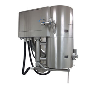 granulator for the pharmaceutical industry / for production / for the food industry / with coating system