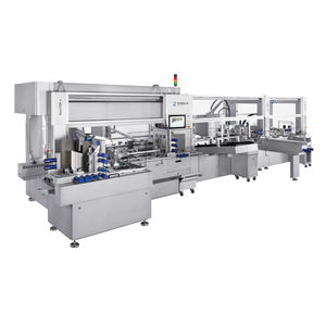 fully-automatic cartoner / semi-automatic / compact / for the pharmaceutical industry