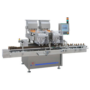 counting machine for the pharmaceutical industry