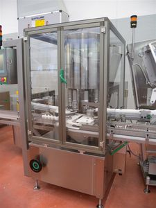 capper for the pharmaceutical industry