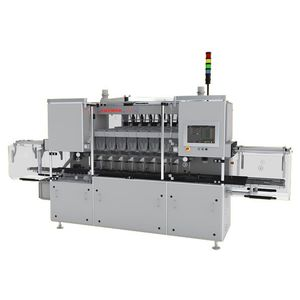 counting machine for the pharmaceutical industry / for tablets / servo-driven / high-speed