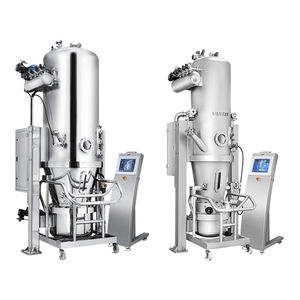 fluidized bed dryer / for the pharmaceutical industry