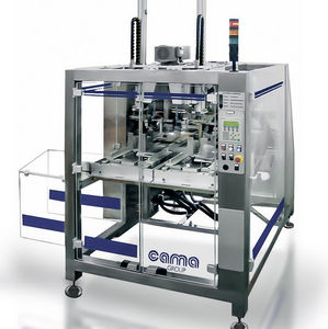 servo-driven packaging system / electronic / robotic / floor-standing