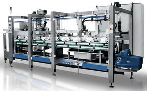 servo-driven packaging system