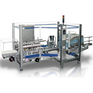 case packaging machine / servo-driven / vertical / for industrial applications