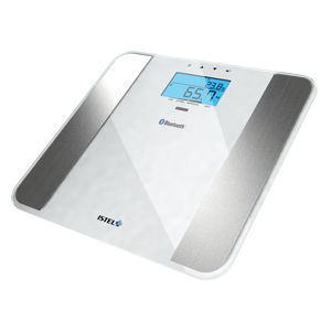bio-impedancemetry body composition analyzers / for fat mass measurement / with LCD display / Bluetooth