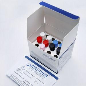 leptospirosis test kit / for salmonellosis / malaria / Plasmodium