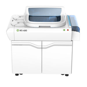 automatic biochemistry analyzer / for clinical diagnostic / floor-standing / with ISE