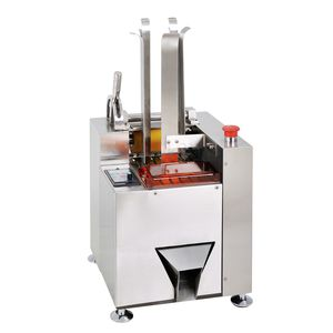 automated deblistering machine / compact / for the pharmaceutical industry / for capsules