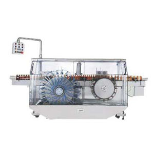 bottle cleaning machine / rinsing / for the pharmaceutical industry / water-jet