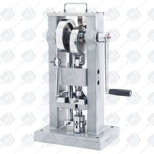 tablet press / for production / for the pharmaceutical industry / compact