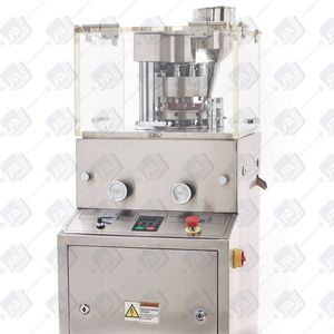 tablet press / for large-scale production / for the pharmaceutical industry / rotary