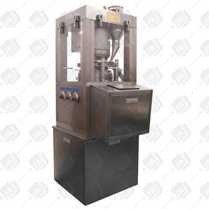 tablet press / for small-scale production / R&D / for the pharmaceutical industry