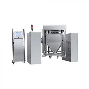 rotary mixer / for the pharmaceutical industry / floor-standing / digital
