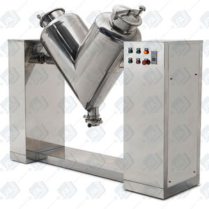 rotary mixer / for the pharmaceutical industry / floor-standing / analog