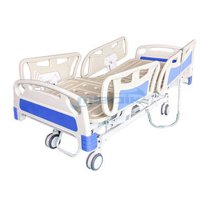 intensive care bed / hospital / electric / height-adjustable
