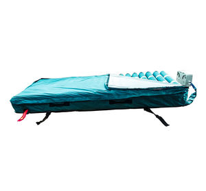 hospital bed mattress / air-operated / waterproof / with air pump