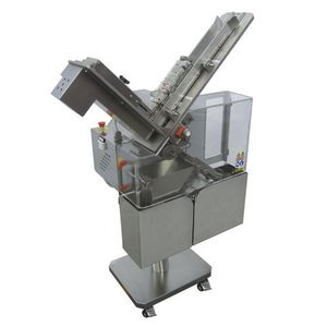 automatic deblistering machine / for the pharmaceutical industry / for tablets