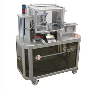 automatic deblistering machine / rotary / for the pharmaceutical industry / for blister packs
