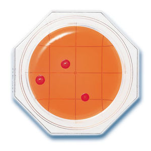 agar gels reagents / for colony counting / for food safety / for coliforms