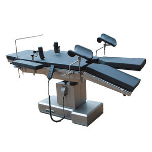 universal operating table / electric / height-adjustable / tilting