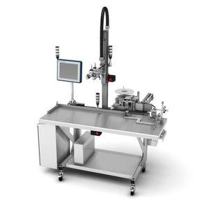 semi-automatic packaging machine